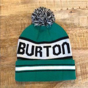 Burton Pom Beanie
